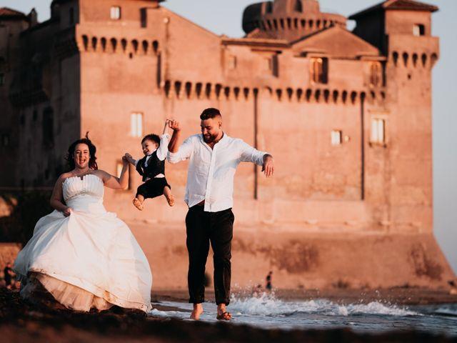 Il matrimonio di Alessandro e Erika a Roma, Roma 10