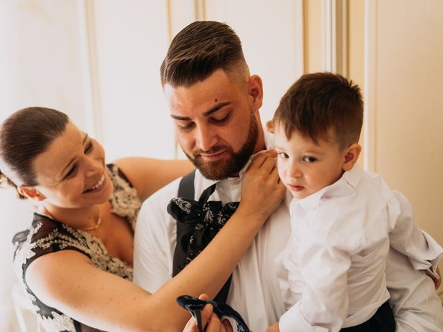 Il matrimonio di Alessandro e Erika a Roma, Roma 18