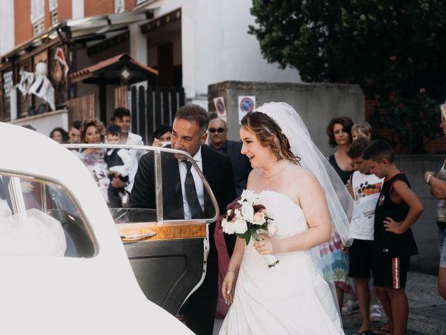 Il matrimonio di Alessandro e Erika a Roma, Roma 25