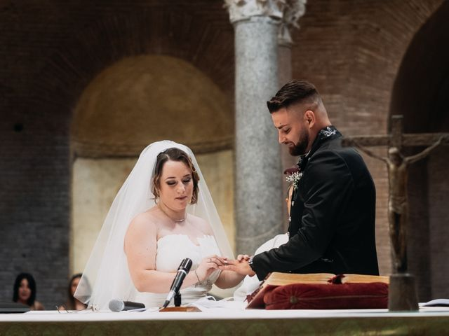 Il matrimonio di Alessandro e Erika a Roma, Roma 28