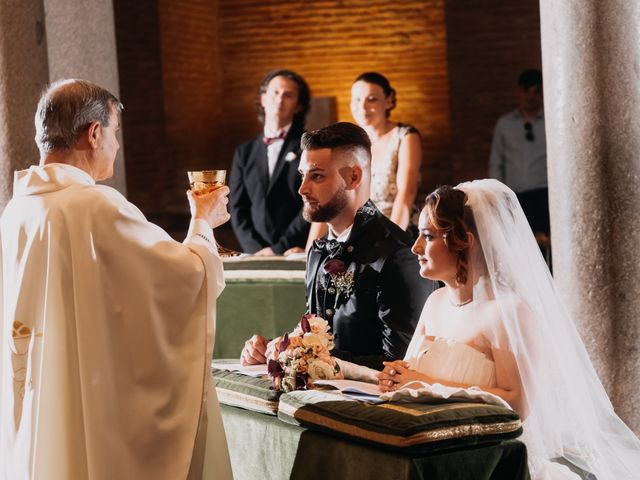 Il matrimonio di Alessandro e Erika a Roma, Roma 30
