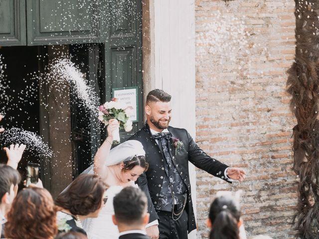 Il matrimonio di Alessandro e Erika a Roma, Roma 31