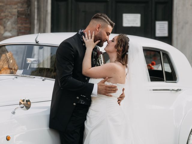 Il matrimonio di Alessandro e Erika a Roma, Roma 34