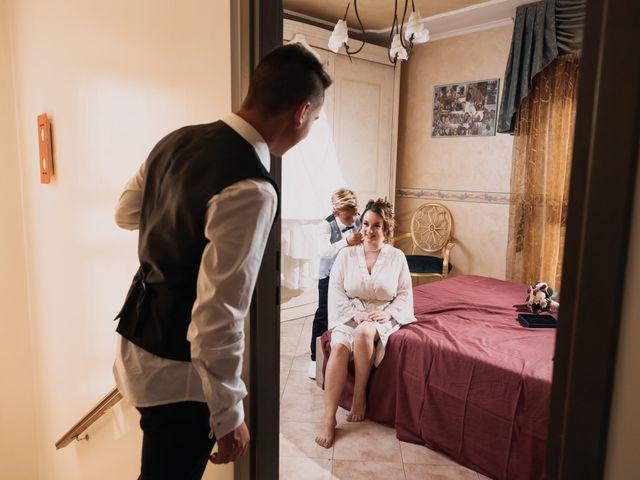 Il matrimonio di Alessandro e Erika a Roma, Roma 41