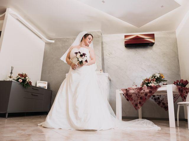 Il matrimonio di Alessandro e Erika a Roma, Roma 42