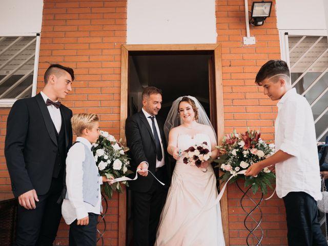 Il matrimonio di Alessandro e Erika a Roma, Roma 43