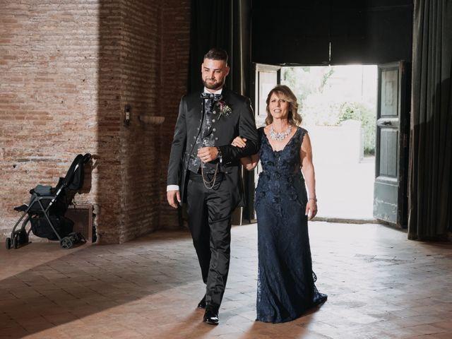 Il matrimonio di Alessandro e Erika a Roma, Roma 45