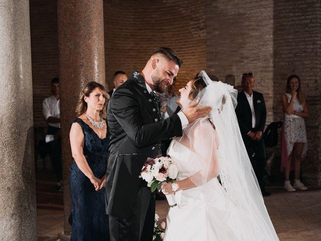 Il matrimonio di Alessandro e Erika a Roma, Roma 47