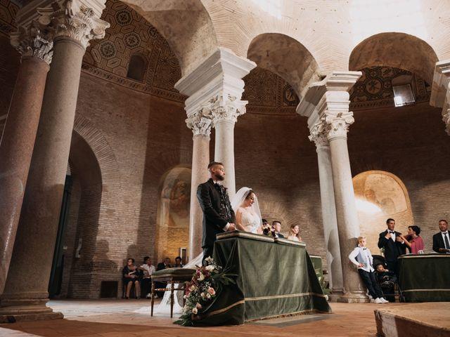 Il matrimonio di Alessandro e Erika a Roma, Roma 48