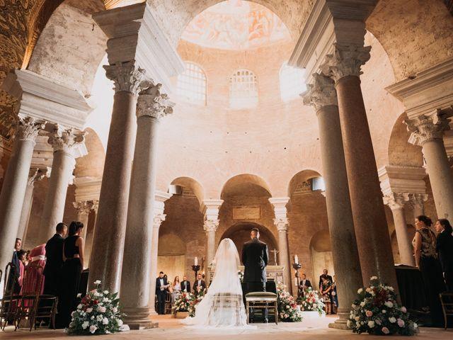 Il matrimonio di Alessandro e Erika a Roma, Roma 49