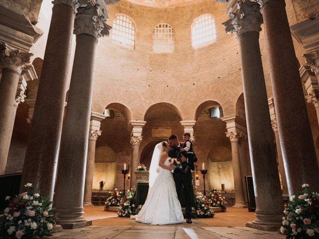 Il matrimonio di Alessandro e Erika a Roma, Roma 50