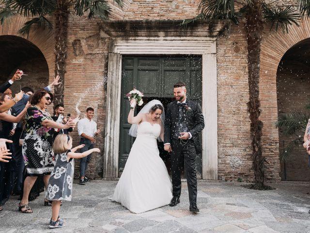 Il matrimonio di Alessandro e Erika a Roma, Roma 51