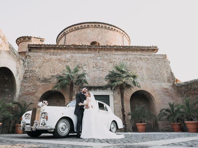 Il matrimonio di Alessandro e Erika a Roma, Roma 52