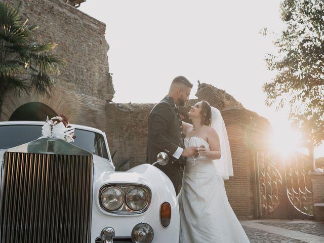 Il matrimonio di Alessandro e Erika a Roma, Roma 53