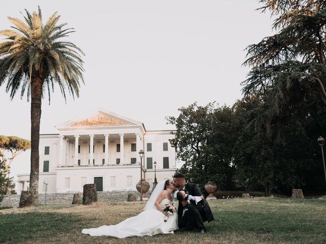 Il matrimonio di Alessandro e Erika a Roma, Roma 54