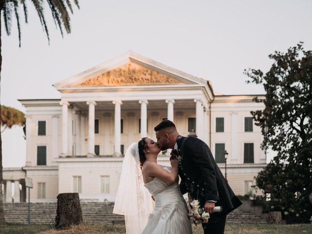 Il matrimonio di Alessandro e Erika a Roma, Roma 55