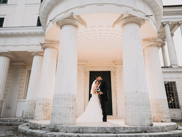 Il matrimonio di Alessandro e Erika a Roma, Roma 56