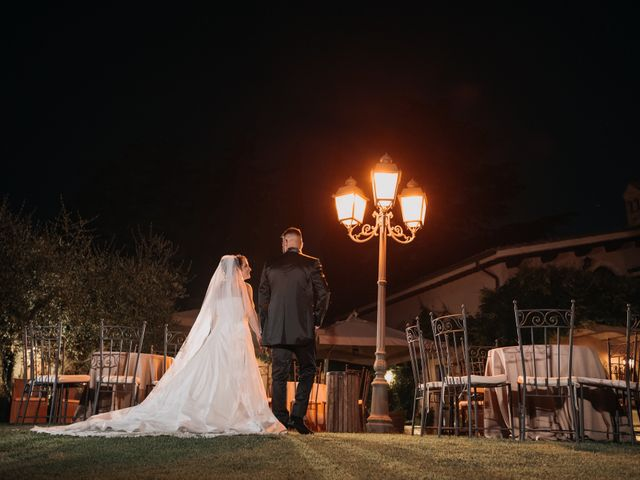 Il matrimonio di Alessandro e Erika a Roma, Roma 59