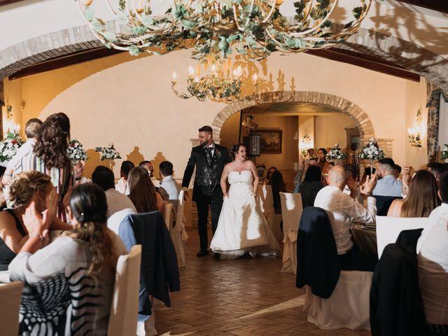 Il matrimonio di Alessandro e Erika a Roma, Roma 65