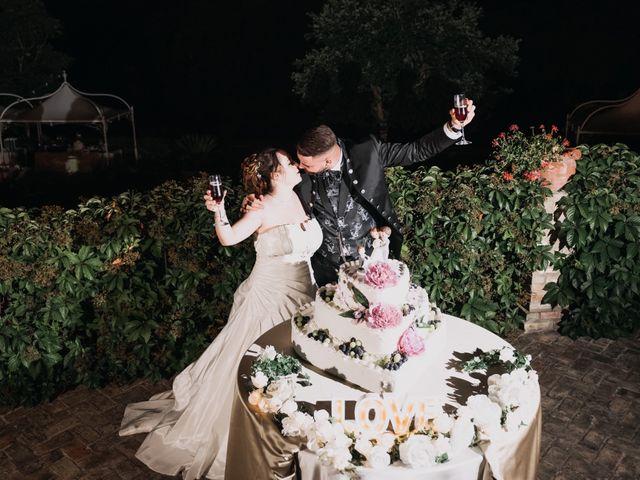 Il matrimonio di Alessandro e Erika a Roma, Roma 70