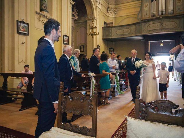 Il matrimonio di Anca e Davide a Mantova, Mantova 52