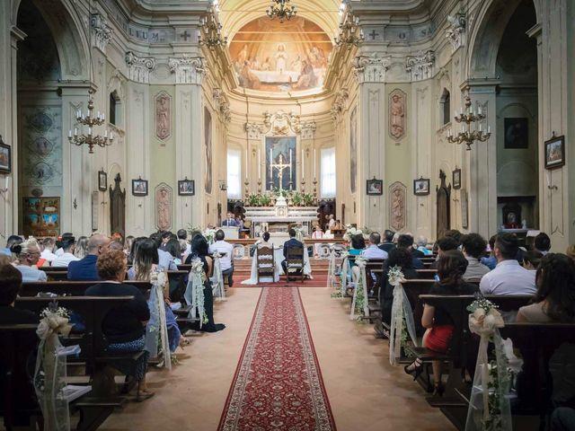 Il matrimonio di Anca e Davide a Mantova, Mantova 57