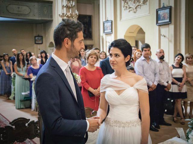 Il matrimonio di Anca e Davide a Mantova, Mantova 60