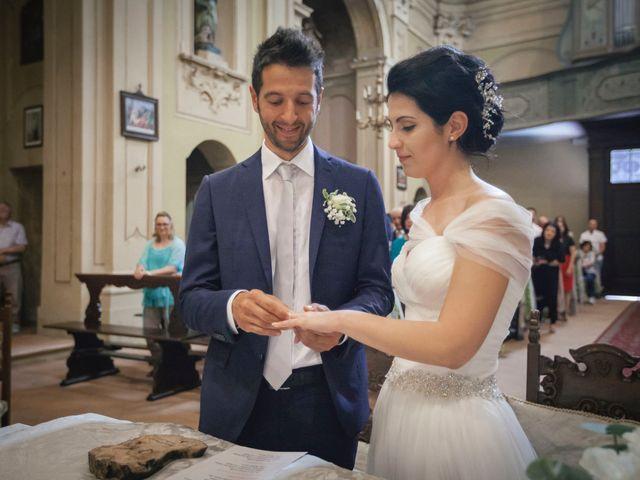 Il matrimonio di Anca e Davide a Mantova, Mantova 61