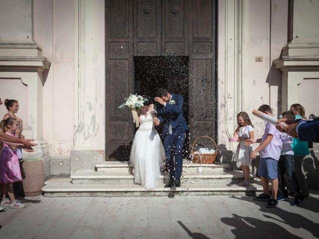 Il matrimonio di Anca e Davide a Mantova, Mantova 70