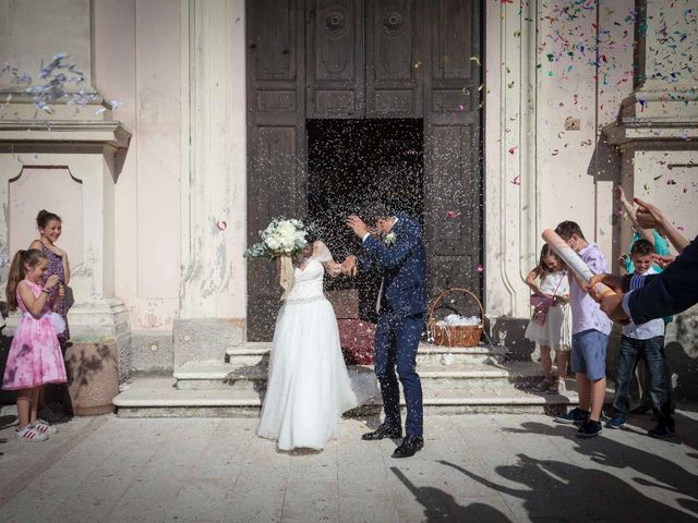 Il matrimonio di Anca e Davide a Mantova, Mantova 71