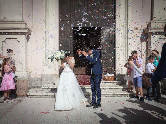 Il matrimonio di Anca e Davide a Mantova, Mantova 72