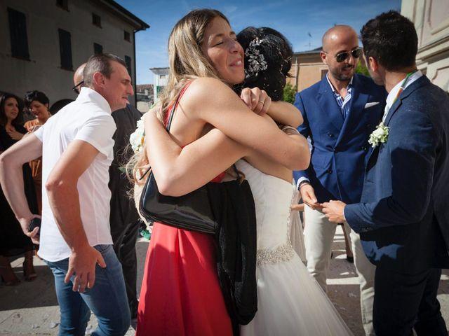 Il matrimonio di Anca e Davide a Mantova, Mantova 76