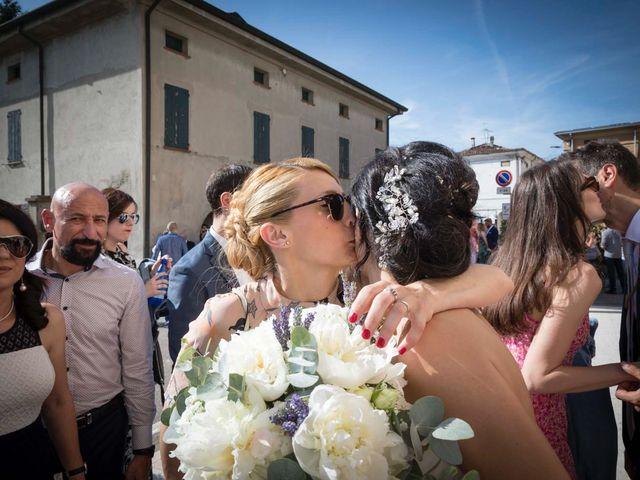 Il matrimonio di Anca e Davide a Mantova, Mantova 79