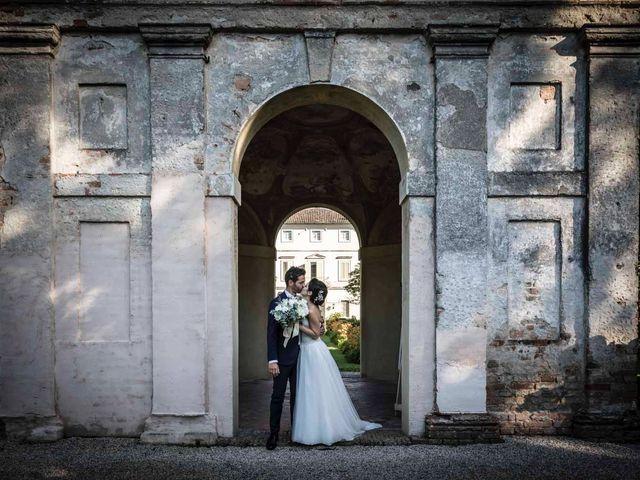 Il matrimonio di Anca e Davide a Mantova, Mantova 82