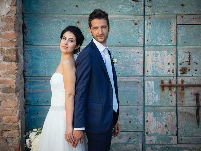 Il matrimonio di Anca e Davide a Mantova, Mantova 90
