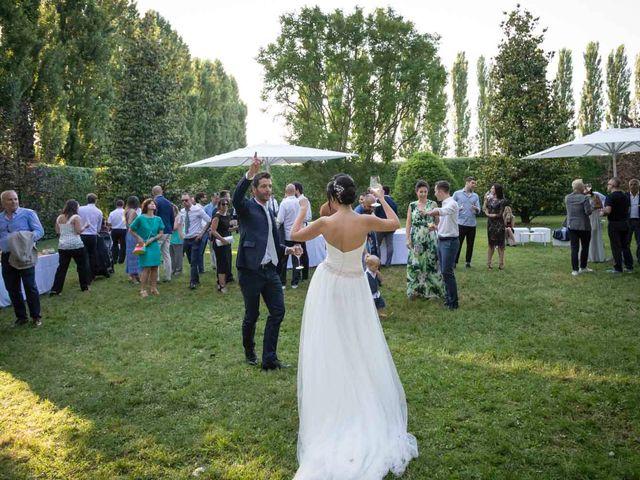 Il matrimonio di Anca e Davide a Mantova, Mantova 101