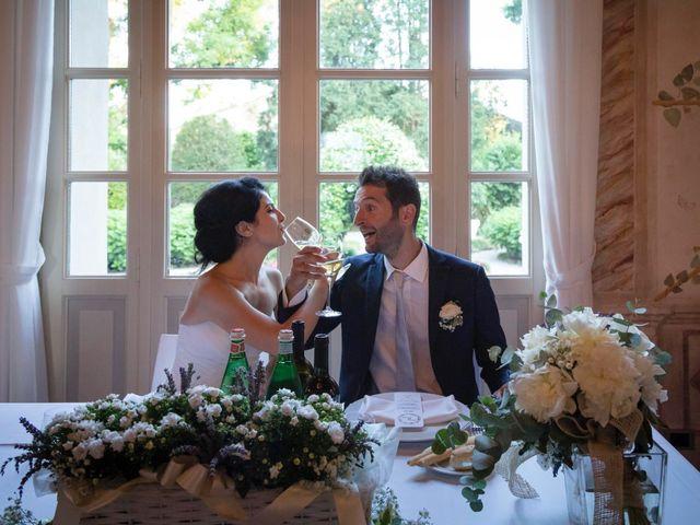 Il matrimonio di Anca e Davide a Mantova, Mantova 105
