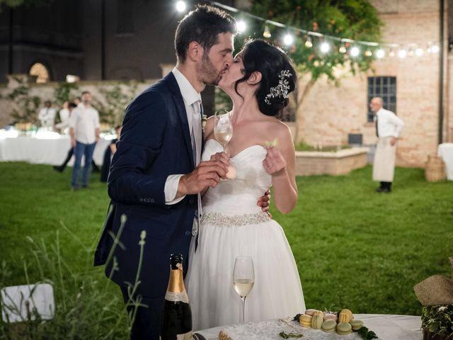 Il matrimonio di Anca e Davide a Mantova, Mantova 124
