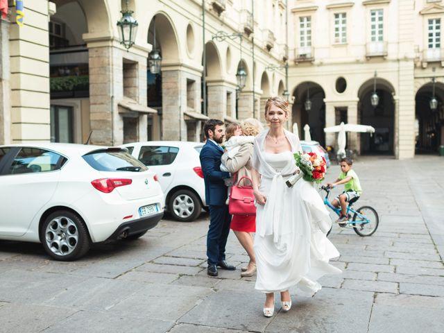 Il matrimonio di Gino e Eugenia a Torino, Torino 8