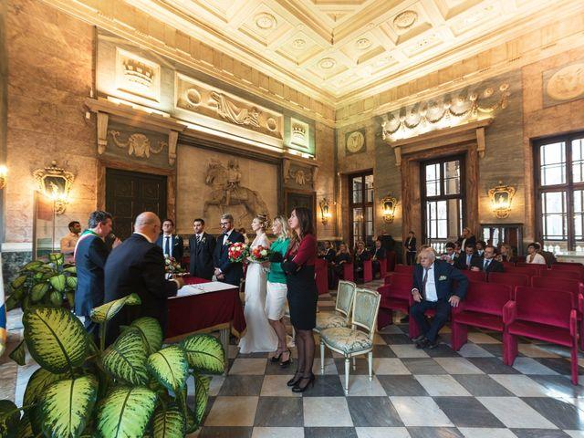 Il matrimonio di Gino e Eugenia a Torino, Torino 1