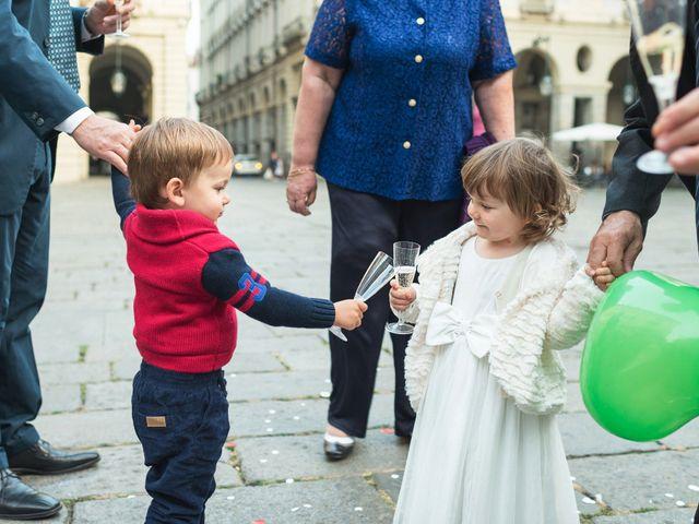 Il matrimonio di Gino e Eugenia a Torino, Torino 28