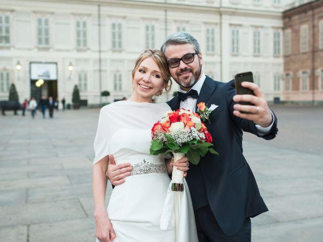Il matrimonio di Gino e Eugenia a Torino, Torino 2