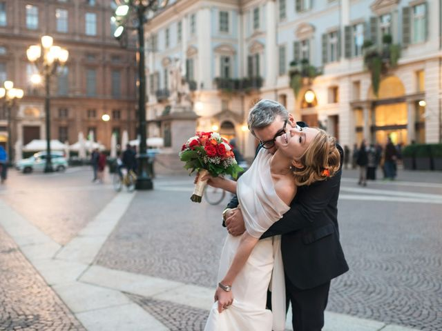 Il matrimonio di Gino e Eugenia a Torino, Torino 44