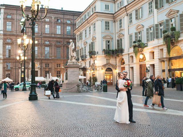 Il matrimonio di Gino e Eugenia a Torino, Torino 45