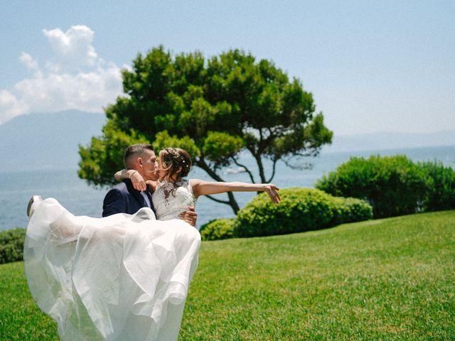 Le nozze di Alfonso e Giulia