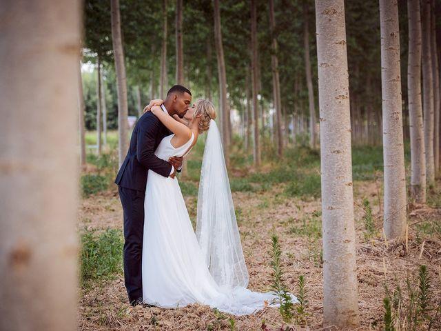 le nozze di Anna e Rafael