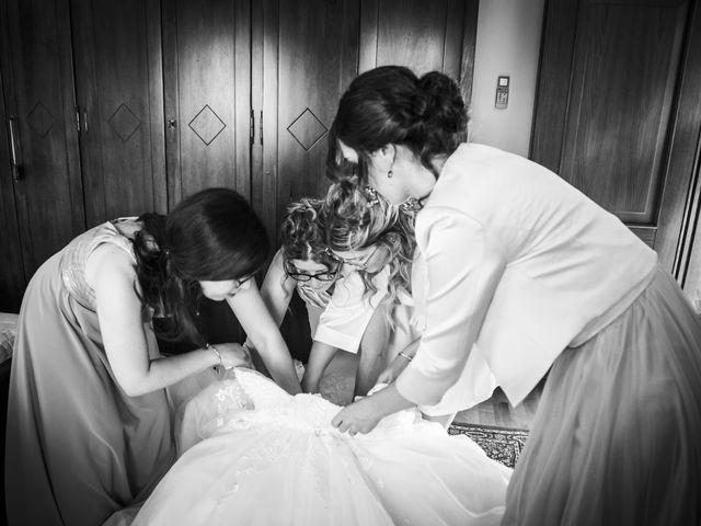 Il matrimonio di Matteo e Erika a Castelfranco Veneto, Treviso 9