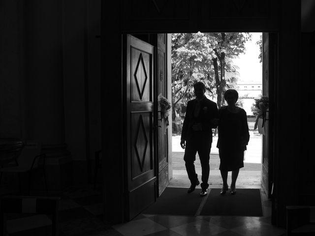 Il matrimonio di Matteo e Erika a Castelfranco Veneto, Treviso 13