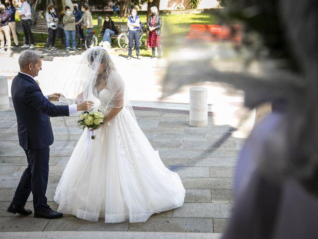 Il matrimonio di Matteo e Erika a Castelfranco Veneto, Treviso 14