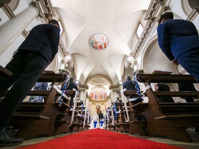 Il matrimonio di Matteo e Erika a Castelfranco Veneto, Treviso 15